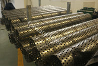 중국 Durable Sand Control Screens Mesh For Oil & Gas Industry , Perforated Stainless Steel Pipe 공장